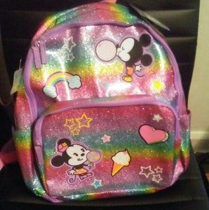 Other - Disney Tsum Tsum Backpack